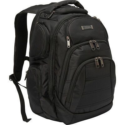 "Kenneth Cole Reaction Pack of All Trades 17"" Laptop Business & Laptop Backpack"