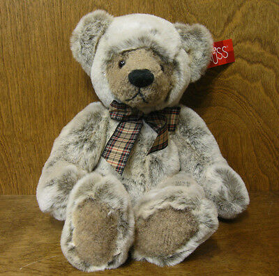 "Russ Berrie Plush #100350 WESTLEY,  15"" NEW with tags From Retail Store"