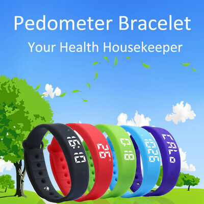 Child/Adult For Fitbit Activity Tracker Pedometer Step Counter Fitness Band