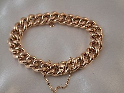 altes Armband in Rotgold 585