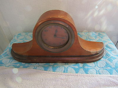 Vintage Napoleon Style Mantel Clock Selling As Spares Or Repair.