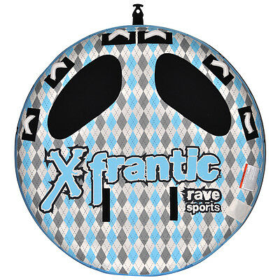 RAVE X-Frantic Towable Water Tube - 3-Rider 2407
