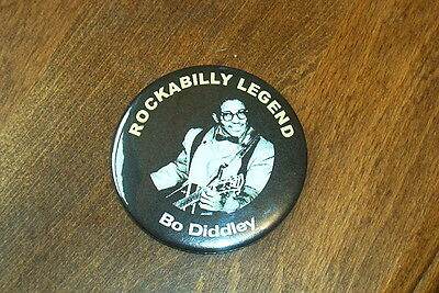 Bo Diddley fridge magnet rockabilly 50s
