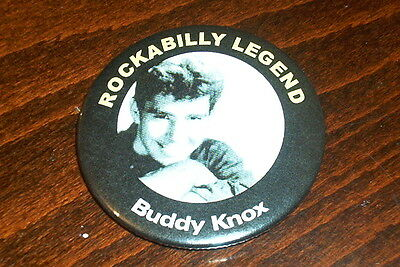 Buddy Knox fridge magnet rockabilly 50s