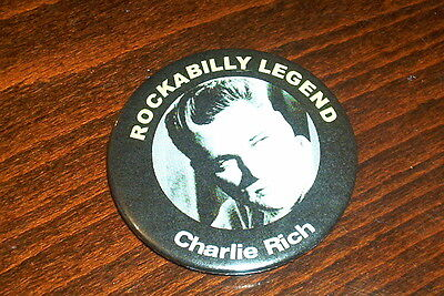 Charlie Rich fridge magnet rockabilly 50s