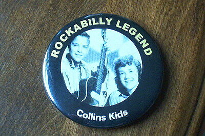 Collins Kids fridge magnet rockabilly 50s