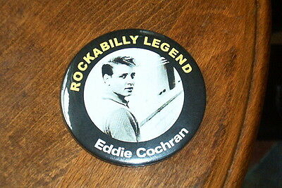Eddie Cochran fridge magnet rockabilly 50s