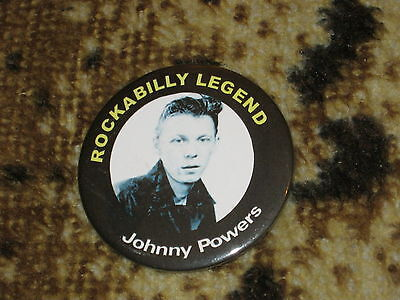 Johnny Powers fridge magnet rockabilly 50s