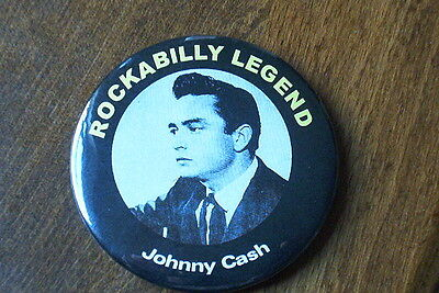 Johnny Cash fridge magnet rockabilly 50s