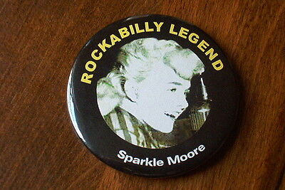 Sparkle Moore fridge magnet rockabilly 50s