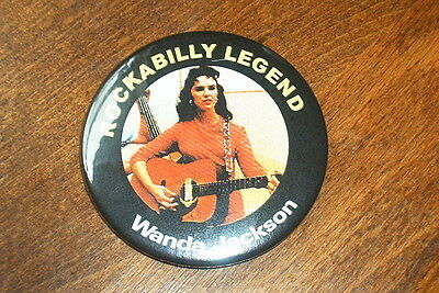 Wanda Jackson fridge magnet rockabilly 50s #1