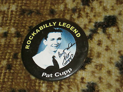 Pat Cupp fridge magnet rockabilly 50s