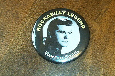 Warren Smith fridge magnet rockabilly 50s #2