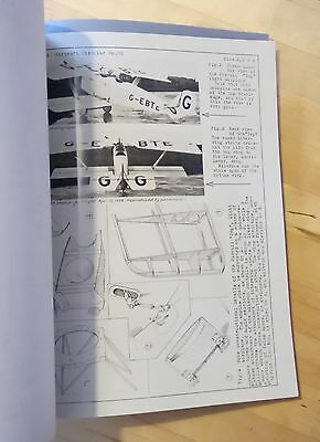 The Parnall IMP - a new British light aeroplane 1928 * US report No.72