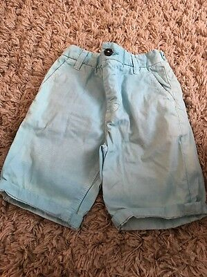 Used NEXT Boys Shorts 7 Years