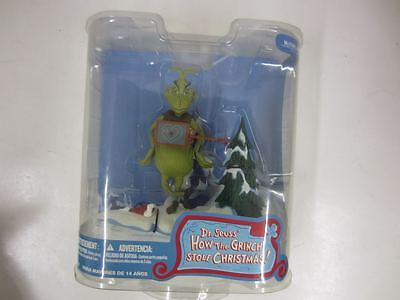 McFarlane Dr. Seuss HOW THE GRINCH STOLE CHRISTMAS Two Sizes Too Small Figure
