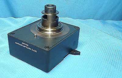Leitz Microscope POL / P / Polarizing Polarizer Bertrand Part # 553 400