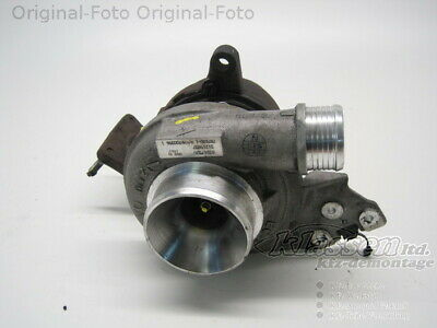 turbocharger Volvo V70 III Commissie 2.4 d 08.07- 31219857