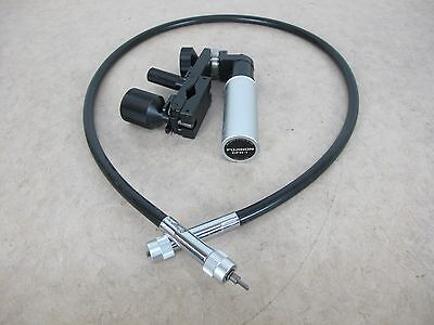 Fujinon CFH-1 Manual Focus Control w/MCA-1A Mounting Clamp & Cable