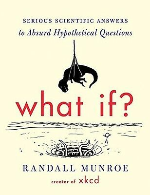 What If - Randall Munroe (2014, Book New)