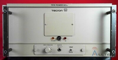 AE Techron 7570 Power Amplifier DC-45KHz 1000 Watts into 4 Ohms