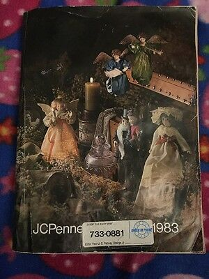 JC Penney Christmas 1983 Catalog