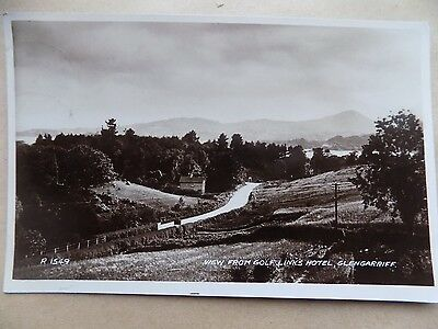 Vintage Postcard Posted 1948 View From Golf Links Hotel Glengarriff Scotland  b
