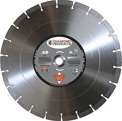 Diamond Products Deluxe Cut High Speed Blade 14""