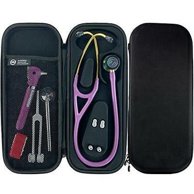 Pod Technical Cardiopod Cardiology Stethoscope Carry Case - Black New