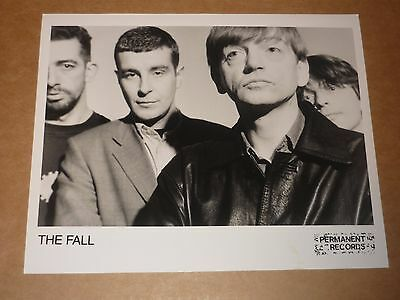 The Fall 10 x 8 1995 Permanent Records Publicity Photo