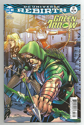 GREEN ARROW # 8 NEAL ADAMS cover DC UNIVERSE REBIRTH