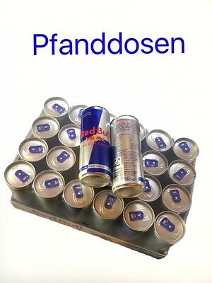 Red Bull Energy  24 X 250ml Dosen, incl.6,-Euro Dosenpfand