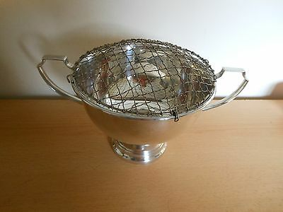 silver plated rose bowl,,,,,,,234