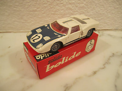 SOLIDO  146  FORD GT Le Mans, 1/43