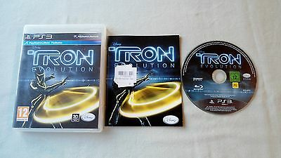 Sony Ps3 Playstation 3 Tron Evolution Game Cert 12 Pal Playstation Move 2010