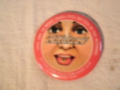 """Vintage ADVERTISING POCKET MIRROR for Nature's Remedy Tablets.  """"25cents/box"""""""