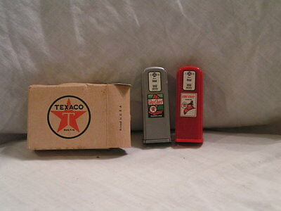 Texaco Salt And  Pepper Shakers In Box No. 3