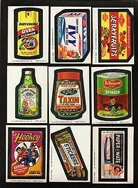 1974 Topps Wacky Packages 9th Series 9 Complete Set 29/29 NM-