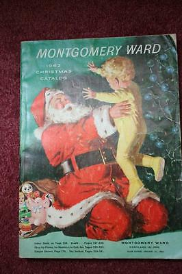 Montgomery Ward 1962 Christmas Catalog Barbie Toys Fashion