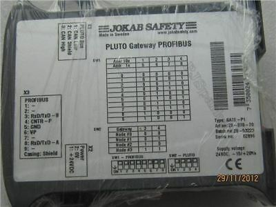 1Pcs Jokab Safety GATE-P1 20-070-70 Plc Module ao