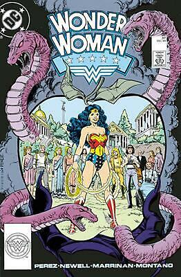 Wonder Woman By George Perez Omnibus HC Vol 02 by George Perez Hardcover Book Fr