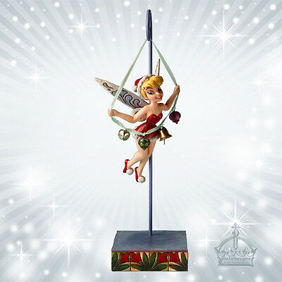 Tinkerbell  Jim Shore Fairy Season Ring Elfe  Disney Weihnacht Peter Pan 4016568