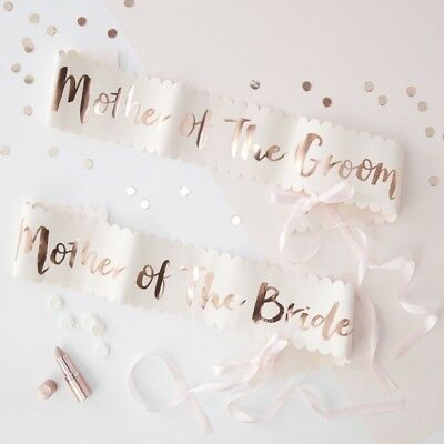 Team Bride to Be Hen Party Sash Balloons Crowns Tattoos Glasses Rose Gold Detail