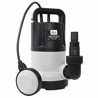 SIP 06879 SUB 1010-FS SUBMERSIBLE WATER PUMP 240v