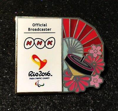 "Rio 2016 Olympic China Team ""Dragon Ball"" Dated NOC Pin Badge Limit"