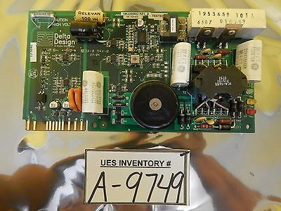 Delta Design 1943355502 Power Supply Board PCB 2001-585-000 Rev. D Used Working