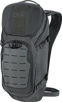 "SOG CP1002G Backpack Ranger 16 Kodra 500D Nylon 19.3"" x 9"" x 6.3"" Grey"