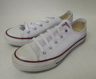 J8238 New w/Def Youth's Converse 3J256 Youth C/T All Star Optic White 2 M