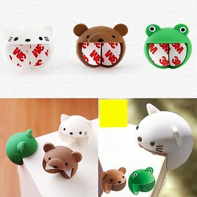 Safety Corner Protectors Baby Child Table Furniture Edge Kids Guards ANIMAL