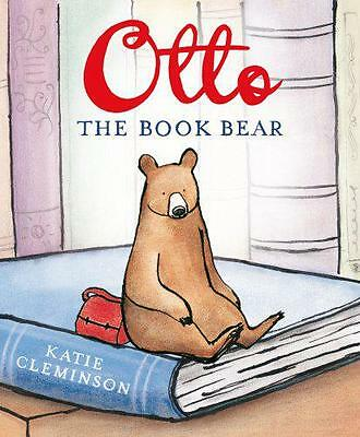 Otto the Book Bear by Katie Cleminson | Paperback Book | 9781780080031 | NEW